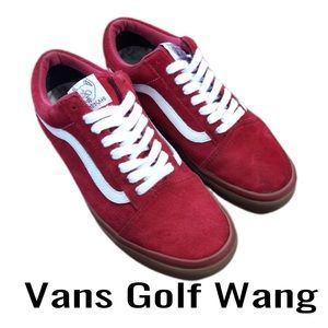 Vans Golf Wang Syndicate Limited Edition Size 7.5